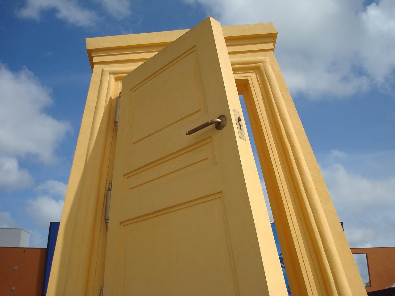 A quel moment effectuer la pose d'un bloc porte ?